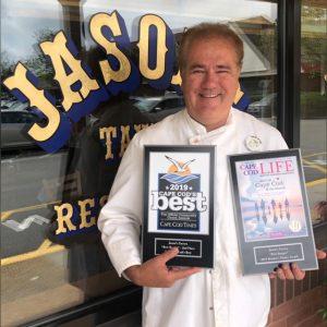 Jason's Tavern's Chef Eccles