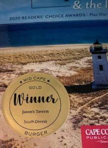 Cape Cod Magazine Cover