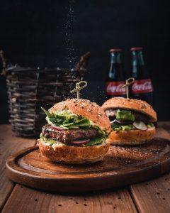 Jason's Signature Burgers