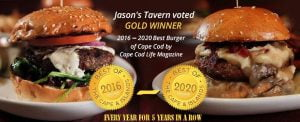 Jason's Winner Best of Cape Cod